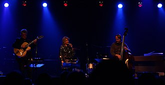 2009 in jazz - Karin Krog with Staffan William-Olsson and Terje Gewelt 2009.