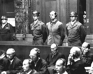 Post-World War II trial of German doctors for war crimes