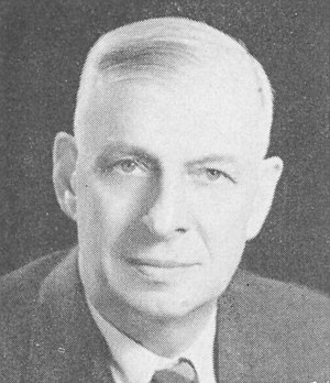 Karl M. Le Compte - Rep. Karl M. Le Compte, 1953 from Congressional Pictorial Directory