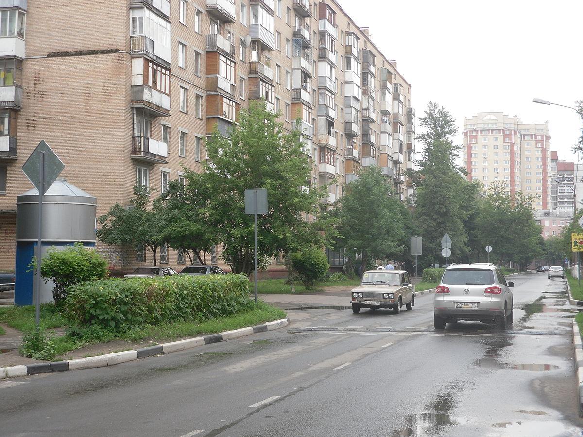 Улица Карла Маркса (Балашиха) — Википедия