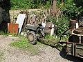 Karlovice (okres Semily), malotraktor.JPG