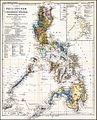 Karte der Philippinen, zur Darstellung der ethnographischen Verhältnisse, der administrativen Eintheilung.jpg