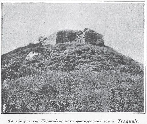 Karytaina Fort