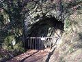 Kassel firnskuppe cave entrance.jpg