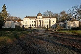 Sint-Truiden - Duras castle