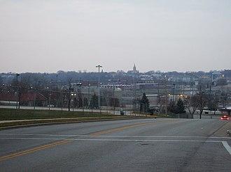 Kaukauna, Wisconsin - Image: Kaukaunanorthside