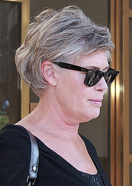 Kelly McGillis op het Internationaal filmfestival van Toronto in september 2010