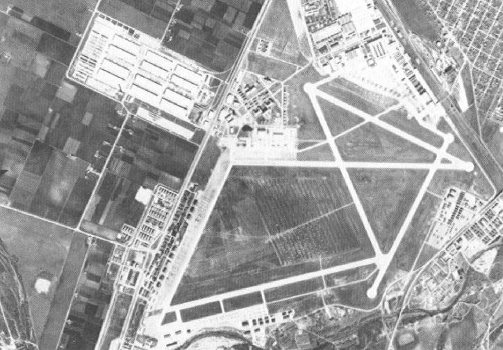 Kelly Field - Texas - 1946