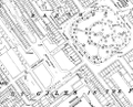 Keppel Street and British Museum Avenue Ordnance Survey Map 1910s.png