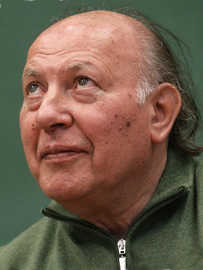 Kertész Imre 2007-ben Szegeden