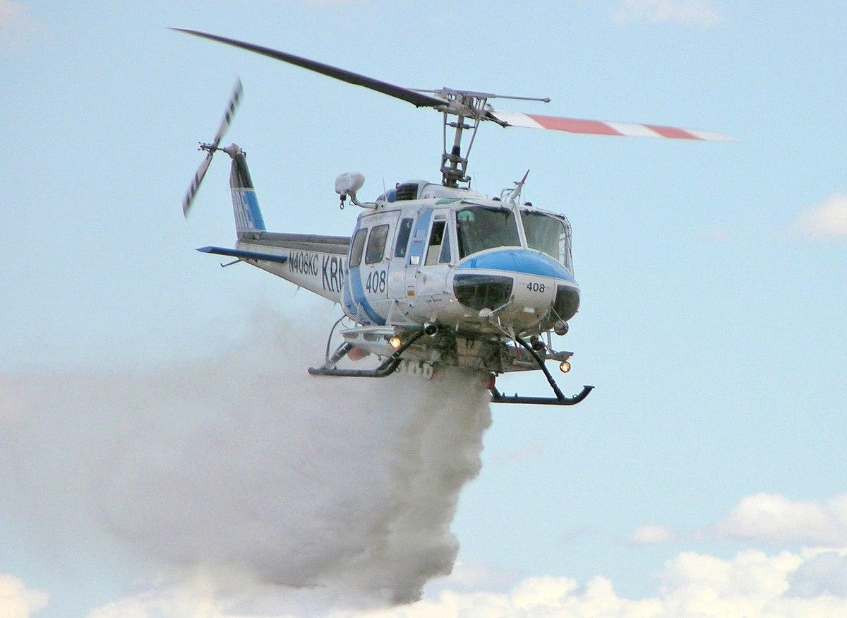 Elicottero 205 : Elicottero antincendio wikipedia