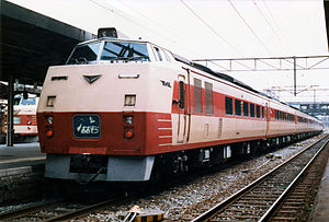 Super Ōzora - Image: Kiha 183 oozora sapporo