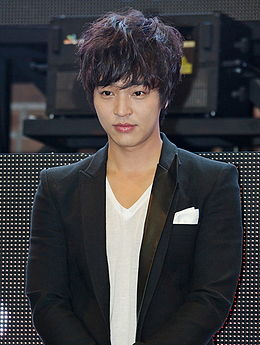 Kim Jeong-hoon (aka John Hoon, born January 20, 1980) from acrofan.jpg