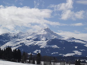 Kitzbühel Alps - Image: Kitzbühler Horn