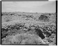 Kiva, view towards north - Bee Burrow, Seven Lakes Wash, Crownpoint, McKinley County, NM HABS NM,16-CROPO.V,1-20.tif