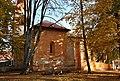Kláštor pod Znievom - kláštorný kostol.JPG