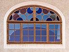 Klagenfurt Innere Stadt Wienergasse 10 Ossiacher Hof Innenhof Fenster 13082018 6168.jpg