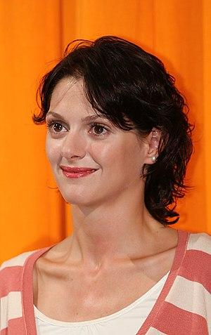 Klára Issová - Klára Issová in 2007