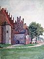 Kloster Zinna 1900, Aquarell.jpg