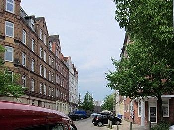 Klotzstraße, 2012