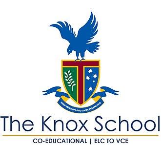 The Knox School (Australia) - Image: Knox School Crest Legacy