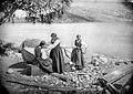 Knudsen Girls dresses up before church 18701871.jpg
