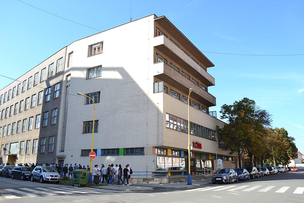 Košice - Grešákova 1