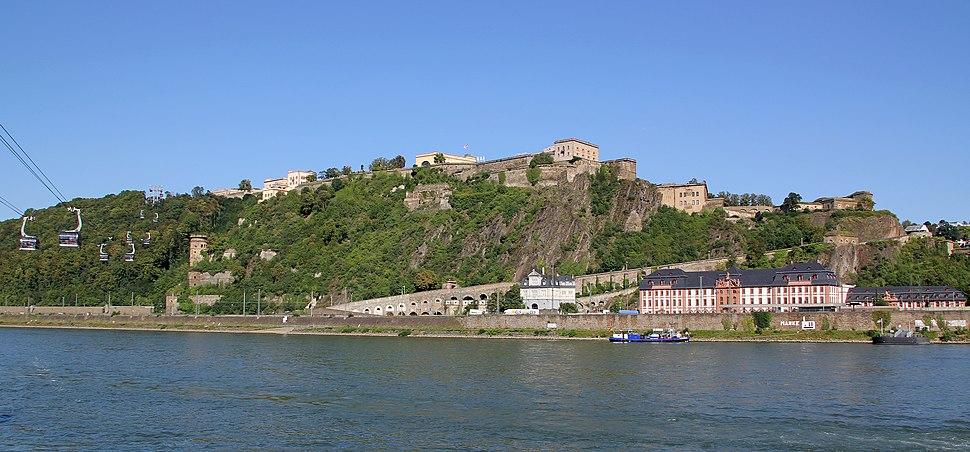 Koblenz im Buga-Jahr 2011 - Festung Ehrenbreitstein 45