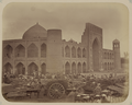 Kokand Khanate. City of Kokand. Maadali Khan Madrasah WDL10727.png