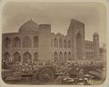 Kokand Khanate. City of Kokand. Maadali Khan Madrasah WDL10727.png