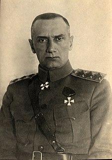 Alexander Kolchak Imperial Russian admiral, military leader and polar explorer
