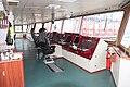 Kommandobrücke auf Feederschiff ALEXANDER B.jpg