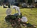 Kommunalfriedhof Salzburg Grabmal Wolfgang Mayer.jpg