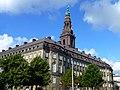 Kopenhagen - Schloss Christiansborg - Christiansborg Slot - panoramio (1).jpg