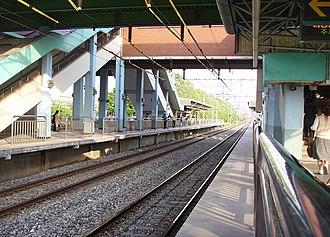 Hanyang University at Ansan station - Hanyang University at Ansan Station