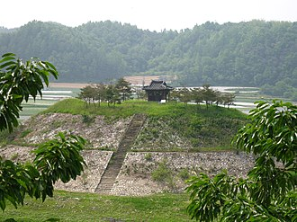 Andong - Image: Korea Andong Sisadan 01