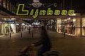 Korte Lijnbaan by Night (11622894864).jpg