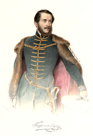 Artúr Görgei - Lajos Kossuth 1848 Prinzhofer