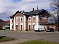 Kozy, Stacja kolejowa Bielsko-Biała Wschód - fotopolska.eu (94657).jpg