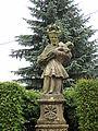 Královec, Socha svatého Jana NepomuckéhoDSC00152.JPG