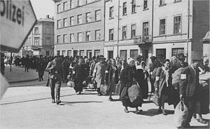 Reich Main Security Office - Image: Krakow Ghetto 06694