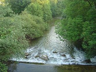 Kokra - The Kokra Canyon in Kranj