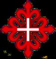 Kreuz - Sacro Ordine Dinastico, Militare e Ospedaliero della Milizia di Gesù Cristo e di Santa Maria Gloriosa.png
