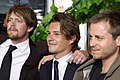 Kris Marshall, Xavier Samuel and Kevin Bishop (6707640987).jpg