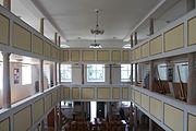 Kromnów Dawny kościół ewangelicki wnętrze (1).JPG