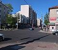 Kuźmy Čornaha street (Minsk, Belarus) — Вуліца Кузьмы Чорнага (Мінск, Беларусь) — Улица Кузьмы Чорного (Минск, Беларусь) p01.jpg