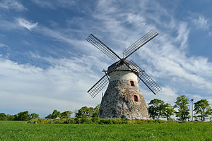 Kuremaa - Kuremaa manor windmill