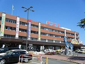 Kushiro Station (Hokkaido) - Kushiro Station, August 2009