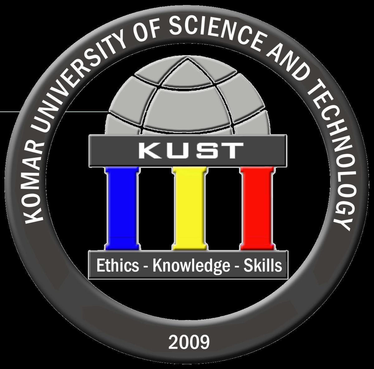 komar university of science and technology wikipedia