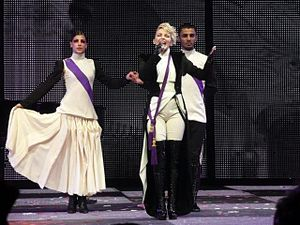 KylieX2008 - Minogue as a tsar